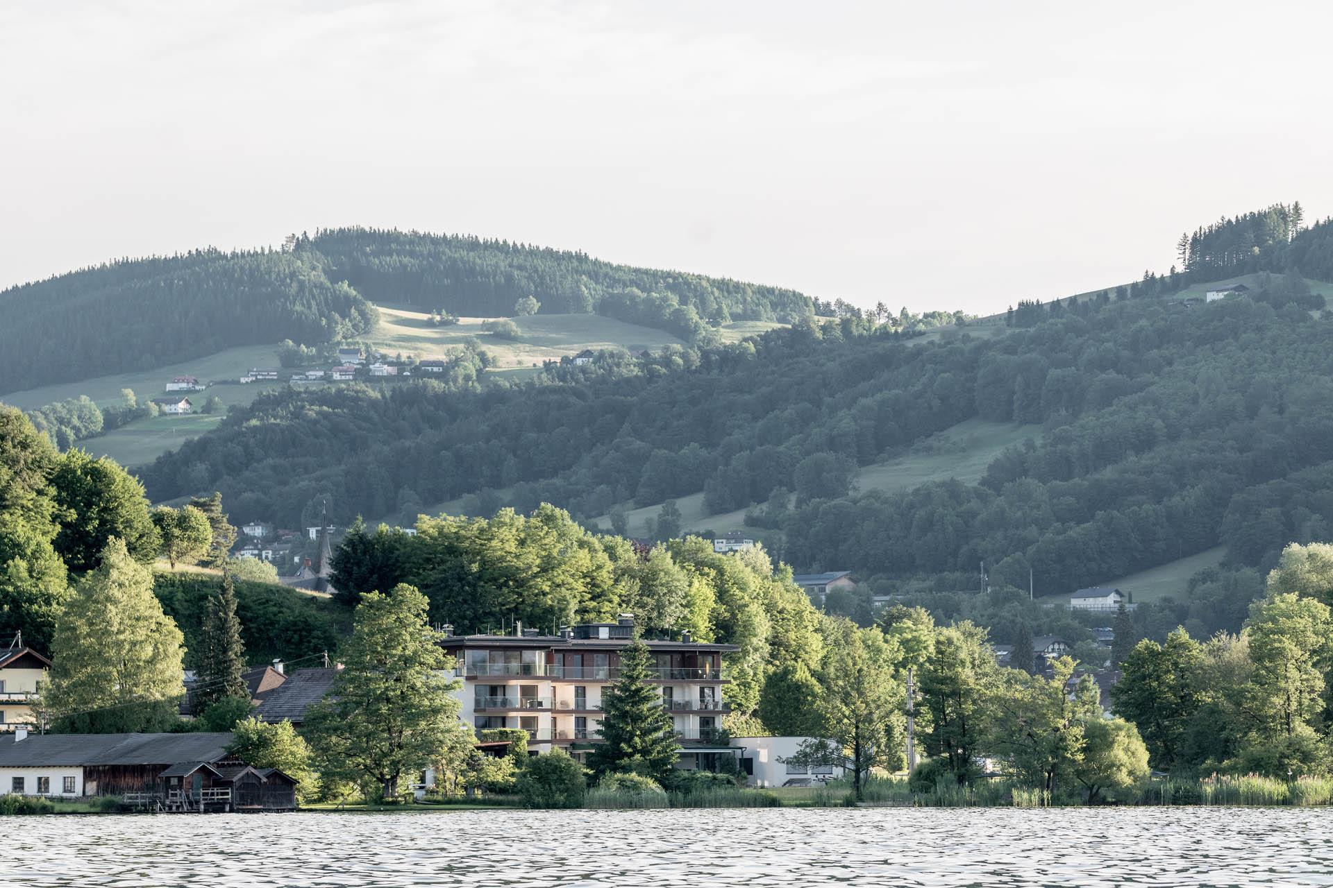 Mondsee Hotel Direkt Am See
