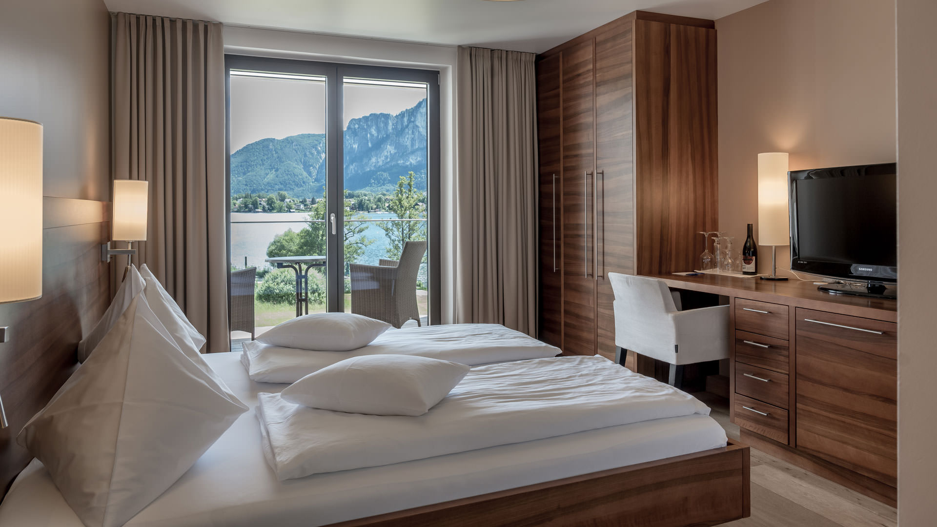 Double room Mondsee